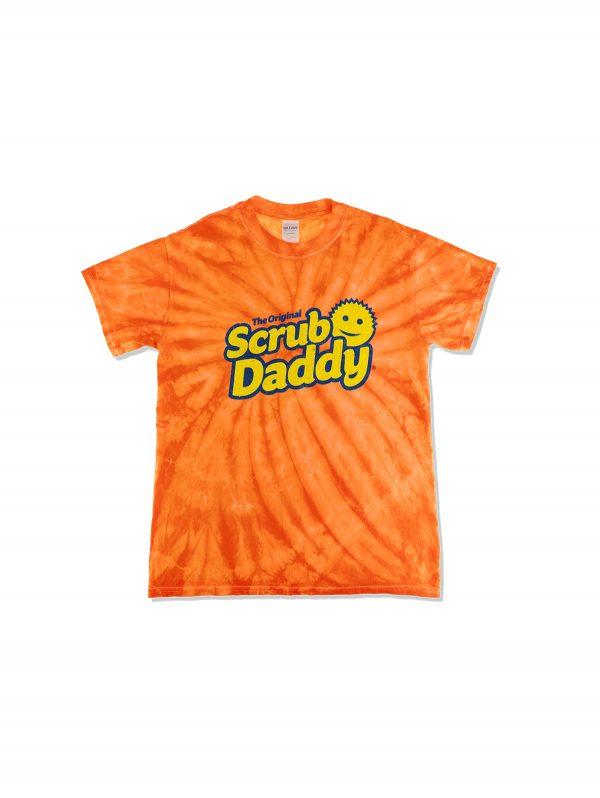 Scrub-Daddy-Tie-Dye-Tshirt-front